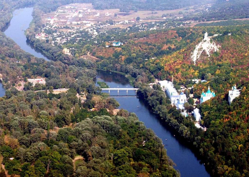 реки Северский Донец и ее